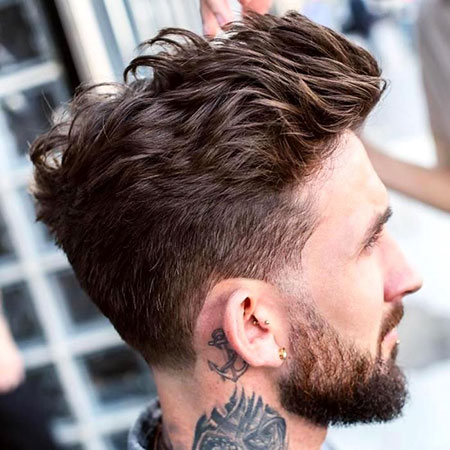 Mens Hairtyles People Looking