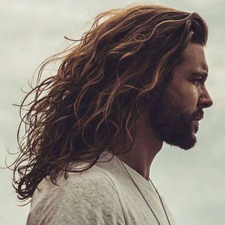 Curly Long Bob Hair