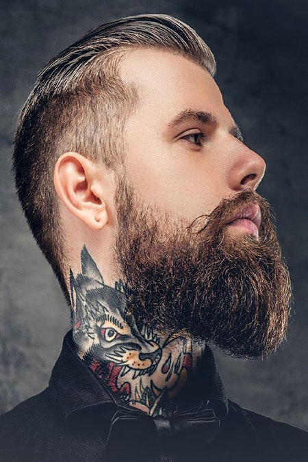 Beard Trim Styles Just