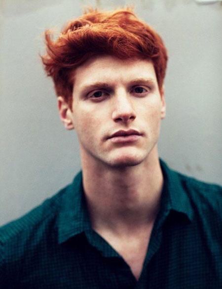 Ginger Harry Jensen All