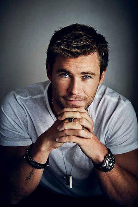 Dean Boy Chris Hemsworth