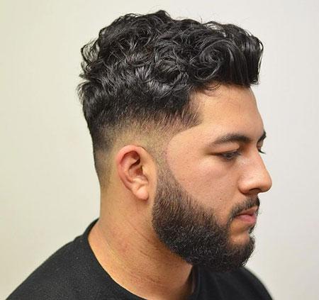 Hair Curly Haircuts Fade