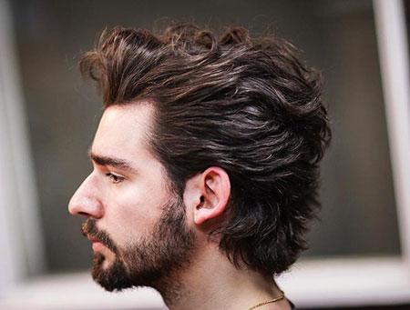 Medium Styles Beard Jamie