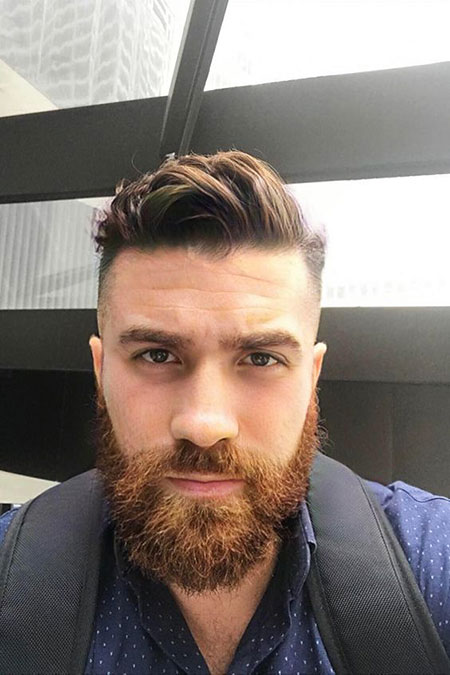 Hair Beard Jamie Full