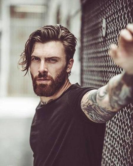 Beard Jamie Sexy Hairtyles