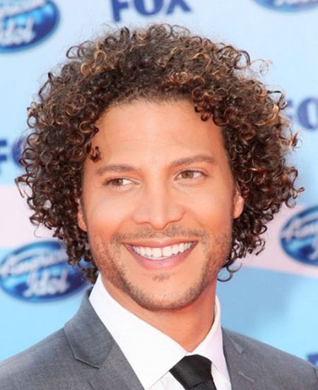 Curly Groban Hairtyles Josh