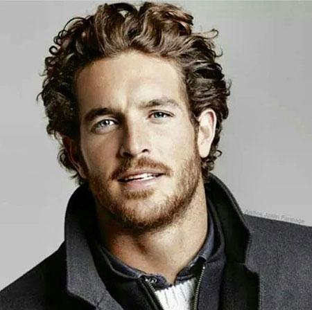 Simple Curly Hair, Curly Paul Walker Sam