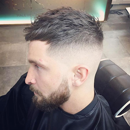 Skin Fade Haircut, Fade Hair Short Hairtyles