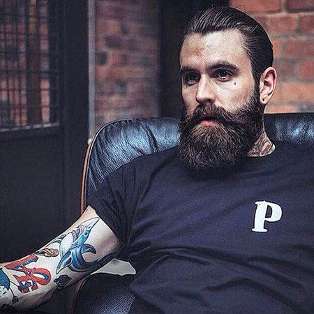 Slick Hair and Beard, Beard Beards Look Should