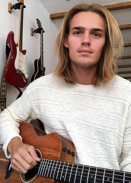 Hair Jared Long Guys