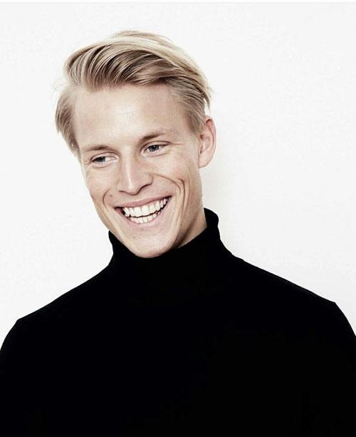 Blonde Male