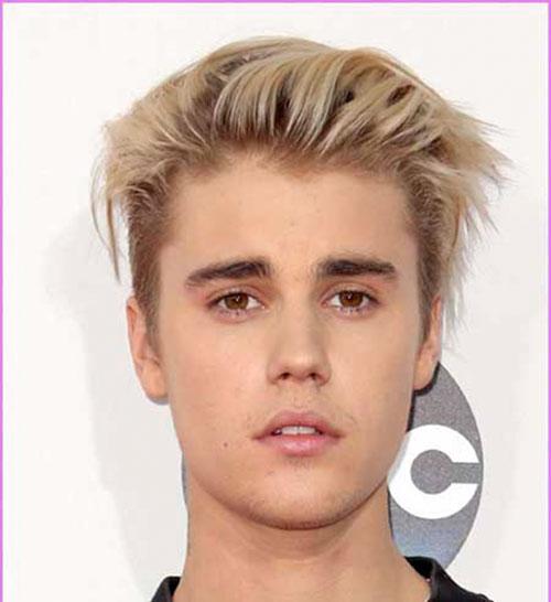 Justin Bieber Boyfriend Hairstyle