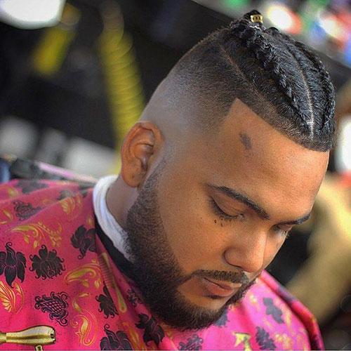 Men Braids Hairstyles 2020