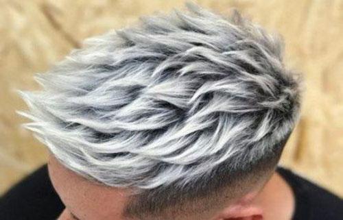 Grey Hair Men
