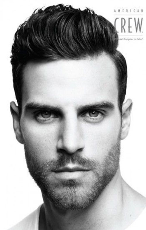Short Hair Style Male