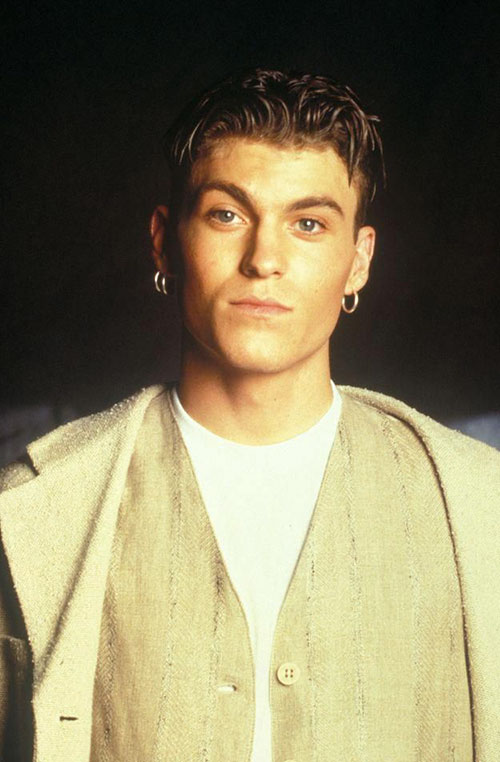 90S Hairstyles Mens