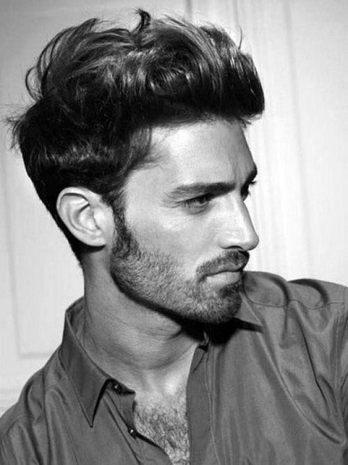 Coarse Hair Mens Hairstyles