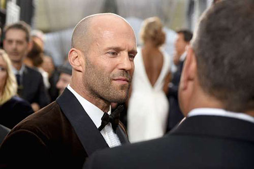 Jason Statham Hair