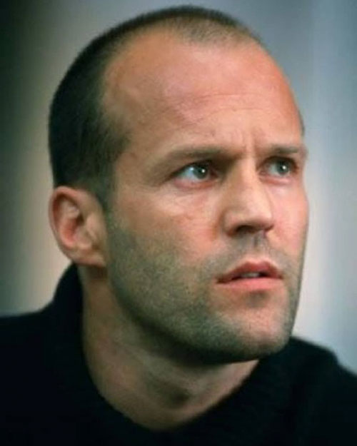 Jason Statham Hairstyle