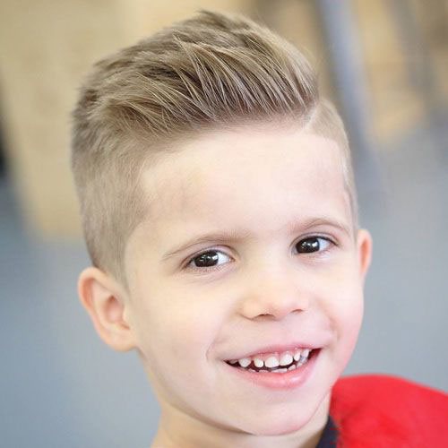 Haircut For Toddlers Boy 2020