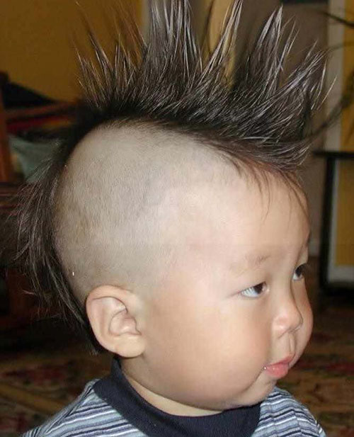 In Style Boy Haircuts 2020