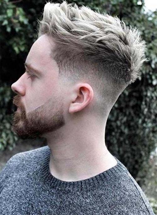 Mens Haircuts Coarse Hair